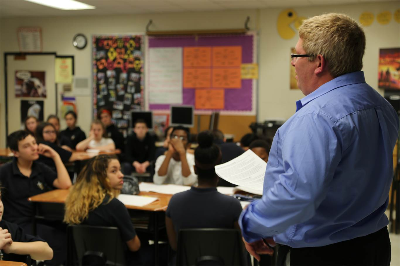 St. Kateri promotes Pathways to Success