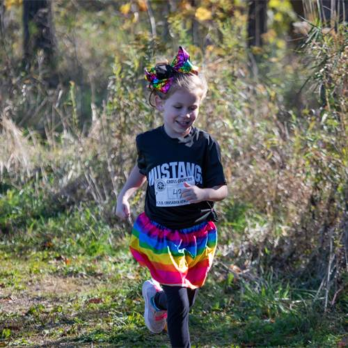 Bring some fun back with a modified Cross Country Meet