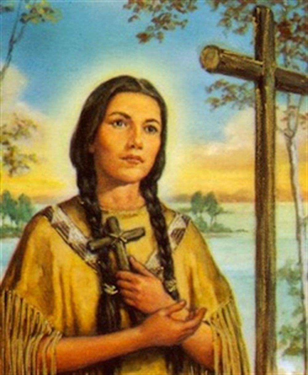 Prayer for the Canonization of KATERI TEKAKWITHA
